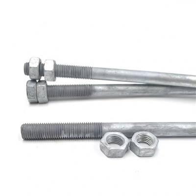 熱鍍鋅雙頭螺栓